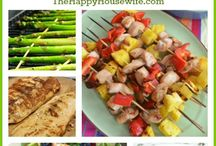 Grillin' and Chillin' / Food and Fun Ideas!