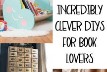 Crafting for Book Lovers