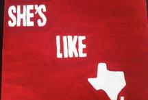 Texas...hotter than hell often called heaven