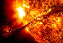 the SUN / Slunce malebné