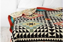 Decorating :: Quilt Lovin' / by addapinch | Robyn Stone
