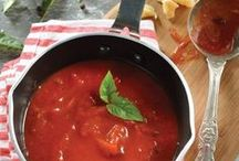 salsa para pasta