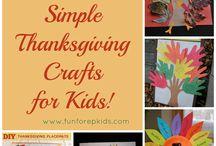 Fall Crafts/Activities