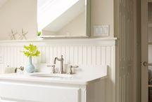 Bathroom and Laundry / by Eva Harder