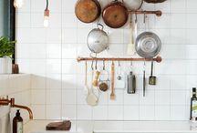• cocina