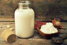 Raw milk recipes
