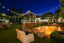 Wedding Lounge Zone