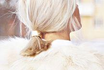 Fresh Blonde Hair