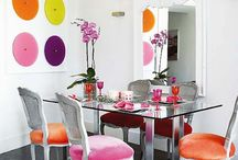 Renueva el ambiente de tu casa con toque primaveral / lo mismo que hacemos el cambio de armario de una temporada a otra, nuestra casa también lo necesita. www.virginiaesber.es