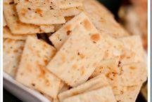 Snacks: Mixes, Bars, Crackers, & More