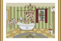Cuadros baños/p. cruz