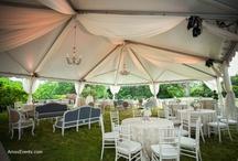 Tent draping  / Tent draping