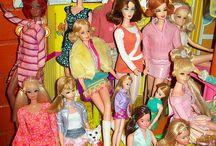 Barbie en  Skipper