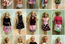 barbie clothes / by Sheila Dubiel