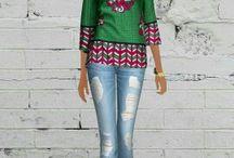 Covet Fashion looks