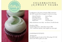 Newsletters / by Billy's Bakery