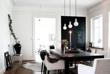 INTERIOR | DINING ROOM / by Christine Han
