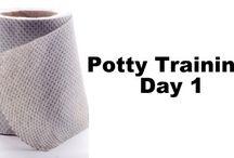 Potty Training Tips / by Mommypotamus