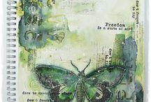 Inspiration - Art Journal