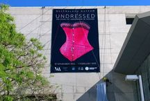 Undressed: 350 Years of Underwear in Fashion / Queensland Museum and Victoria and Albert Museum, London (V&A) are revealing fashion's secret history this summer with Undressed: 350 Years of Underwear in Fashion. The V&A holds one of the most important collections of historical and fashionable dress in the world.   Tickets available online http://museum.qtix.com.au/event/undressed_14.aspx