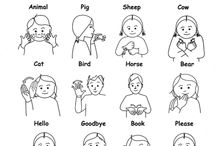 Makaton sign