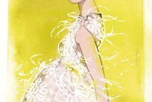 aliciamalesani / fashion illustration