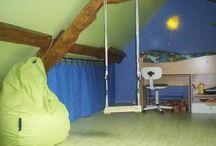 Balançoire chambre