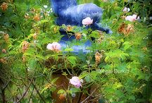 Englantilainen puutarha