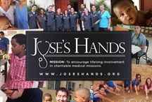Jose's Hands  / Jose's Hands was established as a non-profit organization to honor José and perpetuate his values and memory by enabling a medical student to explore an area of public health in a unique and under-served setting, and by creating a permanent connection between José's family and the world.