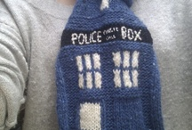 Doctor Who Knits