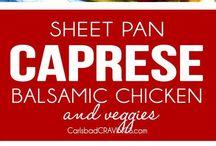 Sheet Pan and Skillet Meals / One Pan Wonders