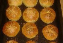 chleba, bagety,atd