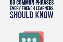 french for pract. / Basic french knowledge