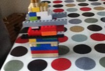 Tom's Lego Creations