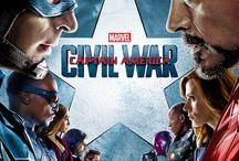 Marvel's The Avengers / Steve Rogers is my favorite Avenger. Bucky is not a villain. Thor is a pure ball of Asgaurdian sunshine. #sayNOtohydracap