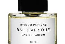 I smell goooood / Perfume and scent