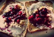 Food inspiration / Něco málo z mých vyzkoušených fitness receptů :)