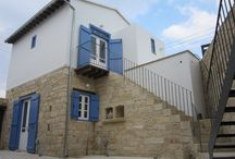 Code No. 7617 For rent shop stone built, +/- 100m2 in Parekklisia area,Limassol. / Code No. 7617 For rent shop stone built, +/- 100m2 in Parekklisia area,Limassol.The building was contructed using top quality materials in a contemporary design,with comfortable and fuctional rooms.It has easy access to main roads and all services and amenities a company might need.It features fireplace,kichen,wc,storage,staircase,it can be used as a restaurant or tavern.Renting Price: €2000