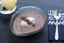 Desserts with Smári / Yogurt is an incredibly versatile ingredient and we developed some fantastic recipes using it. Here are some of our favorite dessert recipes using Smári -- you get all of the pleasure with very little guilt!