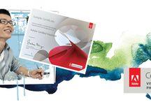 Certificazioni Adobe® ACA / Tutte le certificazioni disponibili presso la nostra struttura.