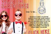 My Funny Valentine Contest