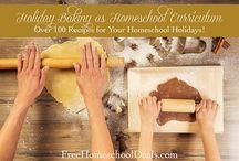 Culinary Arts / Homeschool culinary arts electives, classes, activities.  Baking | Cooking | Home Ec | Unschooling | Cooking Projects|  Preschool through 12th grade
