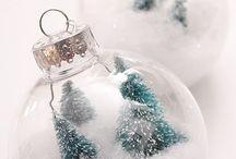 новогодние игрушки+подарки
