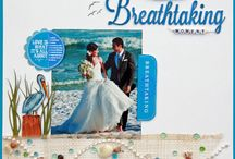 Scrapbooking Inspiration / Scrapbooking and creativity ideas for when you're stuck. ♥