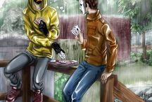 Hoody és Masky