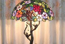 Tiffany Lampe à poser