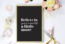lovely posters / Make your walls look lovely <3 Visit: http://bit.ly/lovely-posters