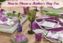 Mother's Day Tea / Planning / by Tracy Jones