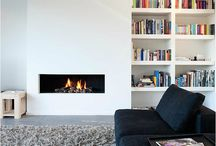 contemporary gas fireplace ideas