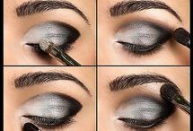 Make up / oog